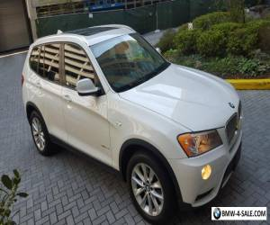 Item 2013 BMW X3 PREMIUM ,NAVI,HEATED,3CAMERAS,PDC,PANORAMA for Sale