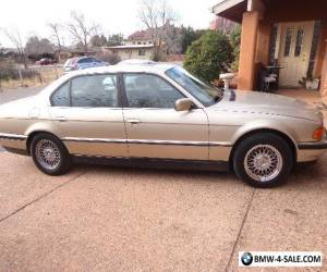 Item 1996 BMW 7-Series SEDAN for Sale