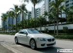 2013 BMW 6-Series M Package Loaded, Led, for Sale