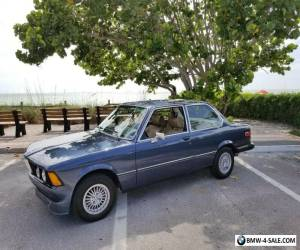 Item 1979 BMW 3-Series for Sale