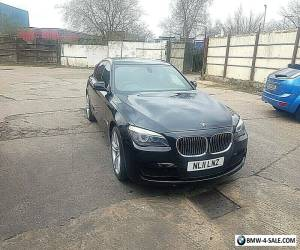 Item 2011 BMW 7 SERIES 3.0 730D M SPORT 4 DOOR AUTO LOW MILES 79K FULL LEATHER  for Sale