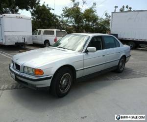 Item 1997 BMW 7-Series 740iL for Sale