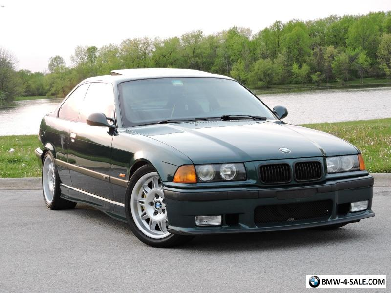1997 bmw m3 e36 coupe 5speed manual for sale in united states. Black Bedroom Furniture Sets. Home Design Ideas