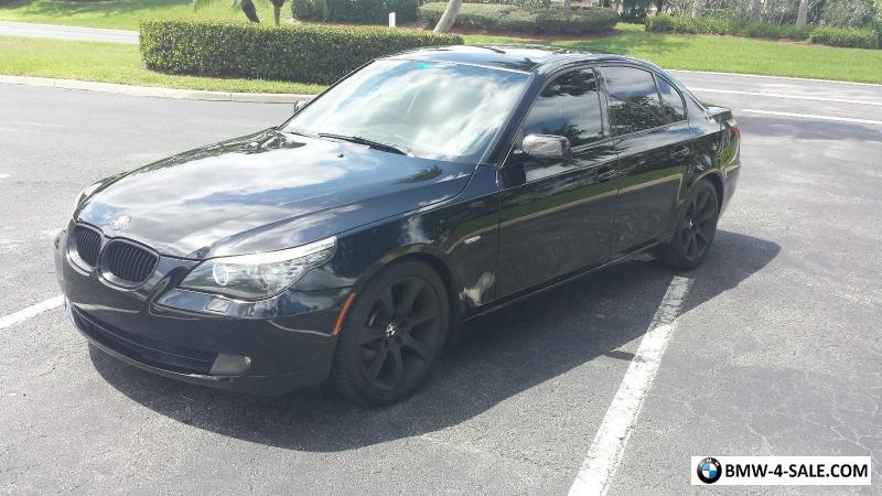 2009 BMW 5 Series 535i For Sale