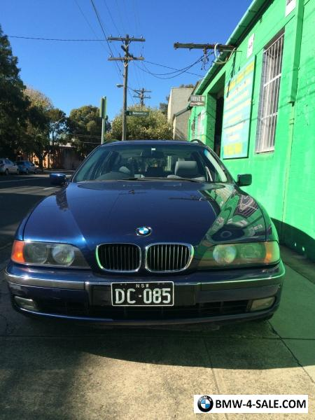 1997 Bmw 528i Wagon My97 E39 For