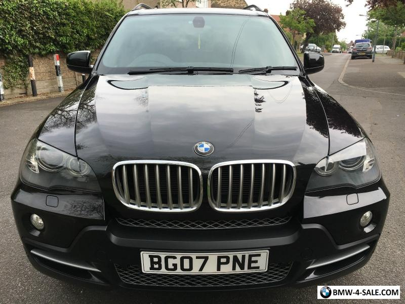 Four Wheel Drive X For Sale In United Kingdom - 2007 bmw x5 4 8i for sale