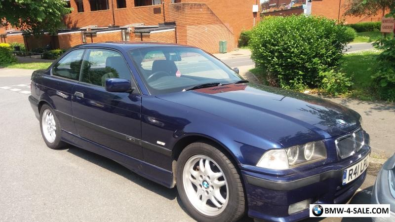 1998 Coupe 318 For Sale In United Kingdom