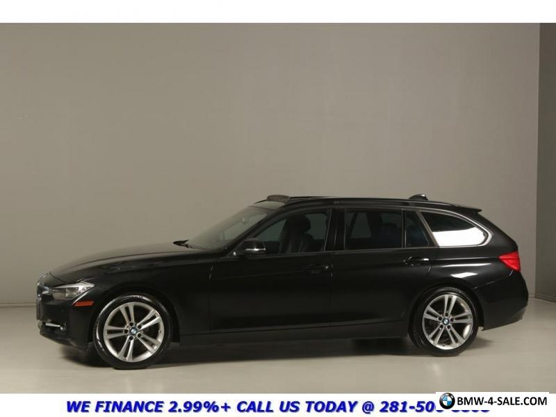 2014 Bmw 3 Series 2014 328i Xdrive Wagon Sport Awd Nav