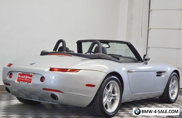 2003 Bmw Z8 For Sale In Canada