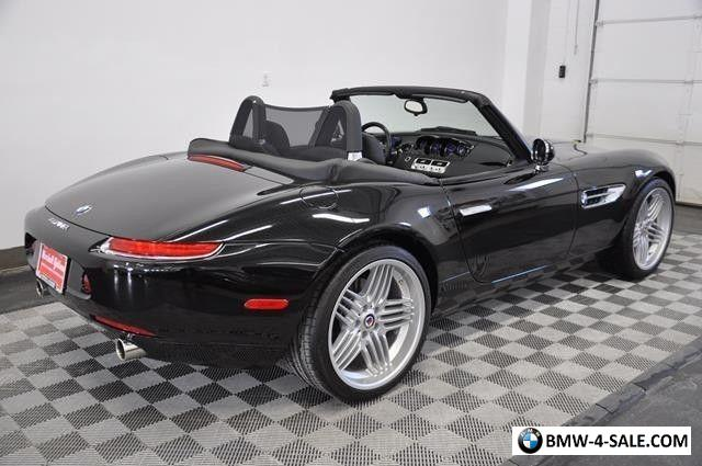 2003 Bmw Z8 Alpina For Sale In Canada