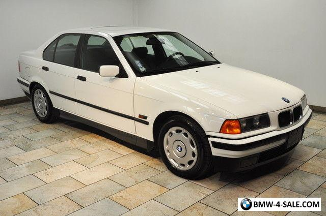 1995 Bmw 3 Series 318i 318 For Sale In United States