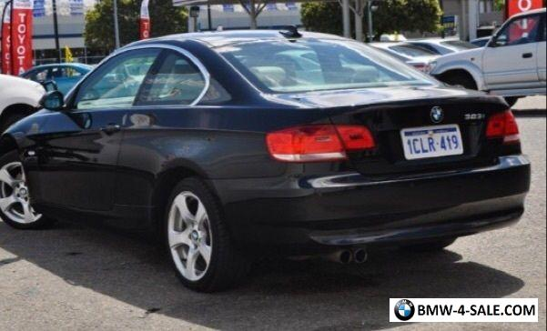 2007 bmw 323i engine