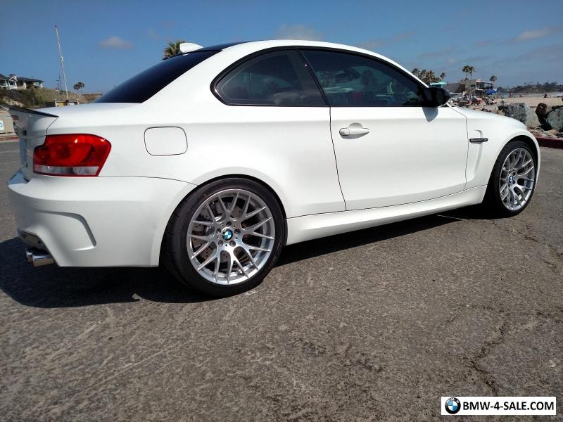 BMW Software Update >> 2011 BMW 1-Series 1M for Sale in United States