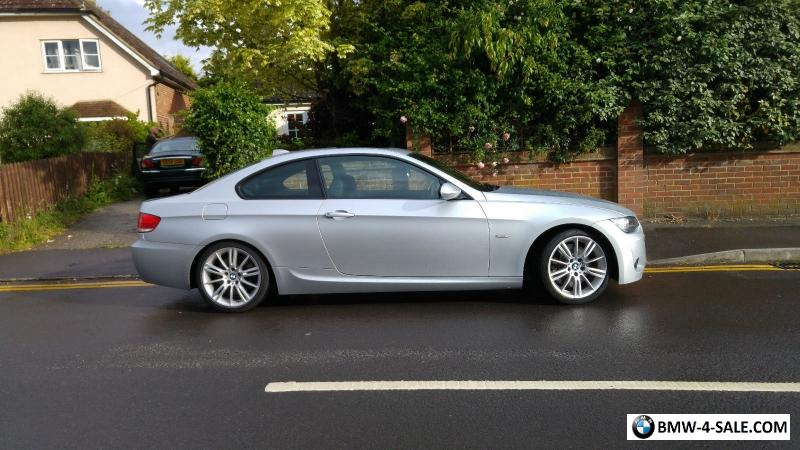 Coupe For Sale In United Kingdom - Bmw 335 diesel for sale