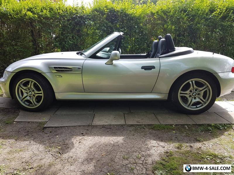 2001 Bmw Z3 For Sale In United Kingdom