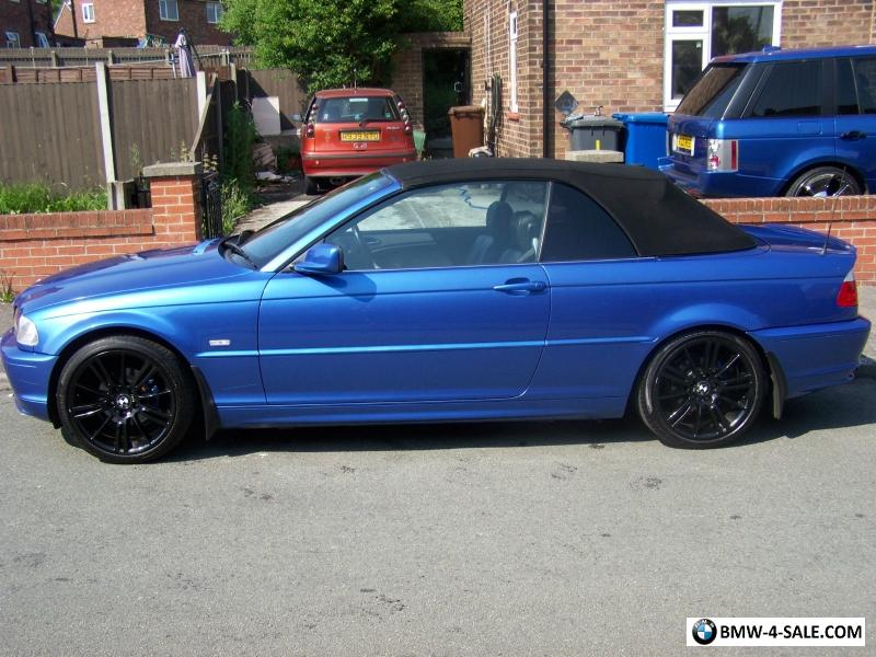 2002 SportsConvertible 318 for Sale in United Kingdom