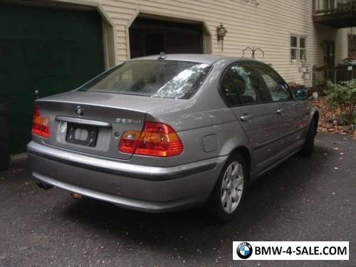 2004 Bmw 3 Series Xi Awd For Sale In United States