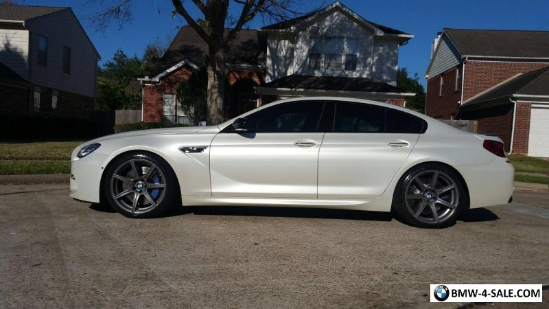2014 bmw m6 m6 gran coupe for sale in united states. Black Bedroom Furniture Sets. Home Design Ideas