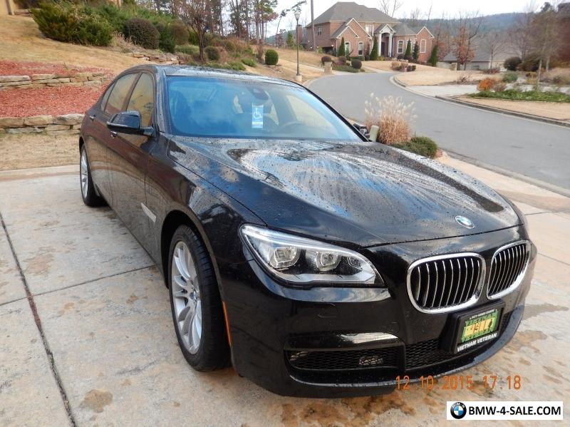 2013 bmw 7 series for sale in united states. Black Bedroom Furniture Sets. Home Design Ideas