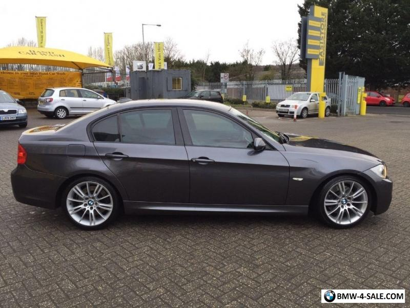 2008 bmw 325 for sale in united kingdom. Black Bedroom Furniture Sets. Home Design Ideas