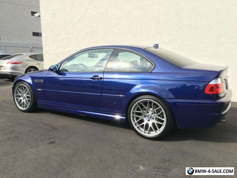 2006 bmw m3 for sale in united states. Black Bedroom Furniture Sets. Home Design Ideas
