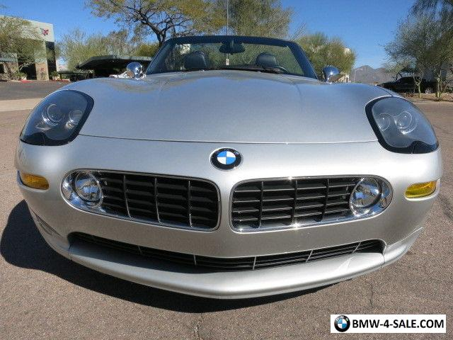 2000 BMW Z8 Roadster for Sale in United States