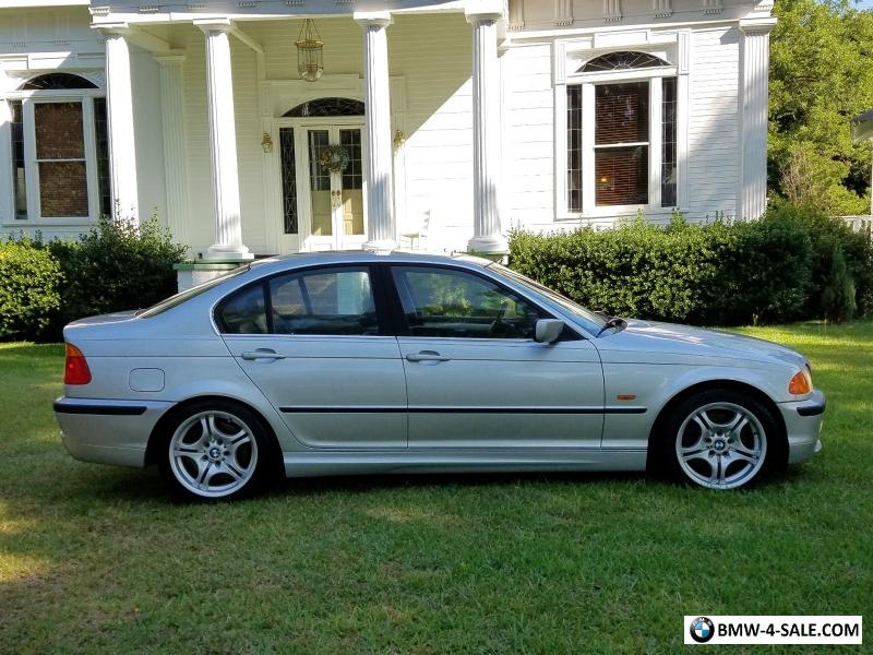 2001 bmw 3 series 330i m sport pkg leather sunroof auto like 2002 20 for sale in canada. Black Bedroom Furniture Sets. Home Design Ideas