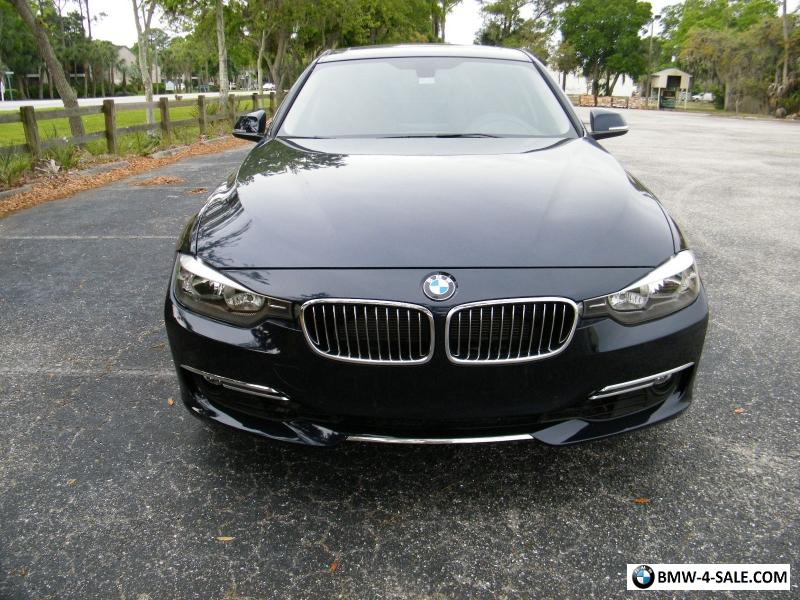 2015 Bmw 3 Series 328i For Sale In United States