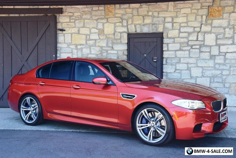 2013 BMW M5 For Sale >> 2013 Bmw M5 For Sale In Canada