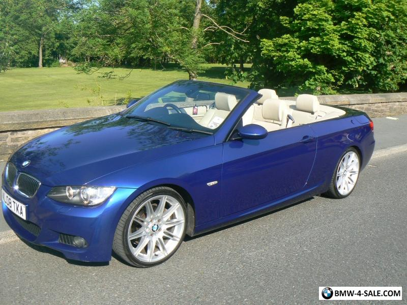 Bmw 325i Msport Convertible For