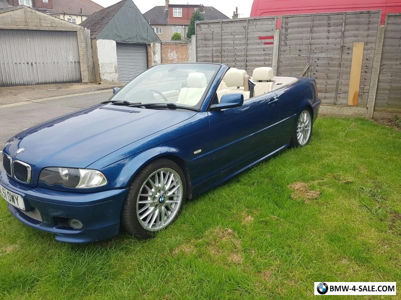 2002 Sports Convertible 330 For Sale In United Kingdom