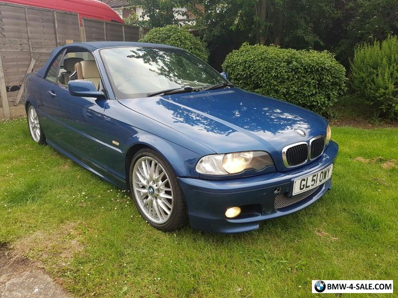 2002 SportsConvertible 330 for Sale in United Kingdom