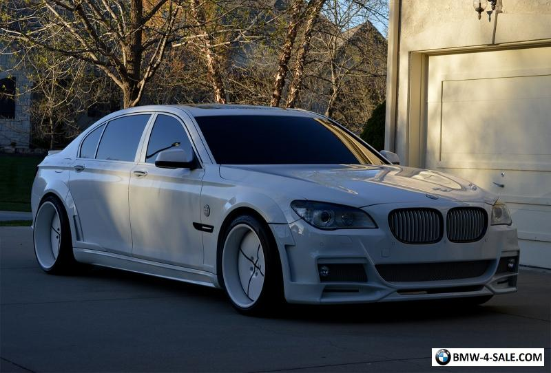 Bmw 750li For Sale >> 2012 BMW 7-Series for Sale in United States