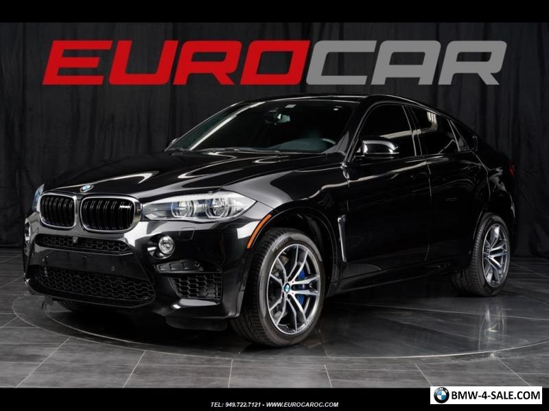2016 bmw x6 m for sale in canada. Black Bedroom Furniture Sets. Home Design Ideas