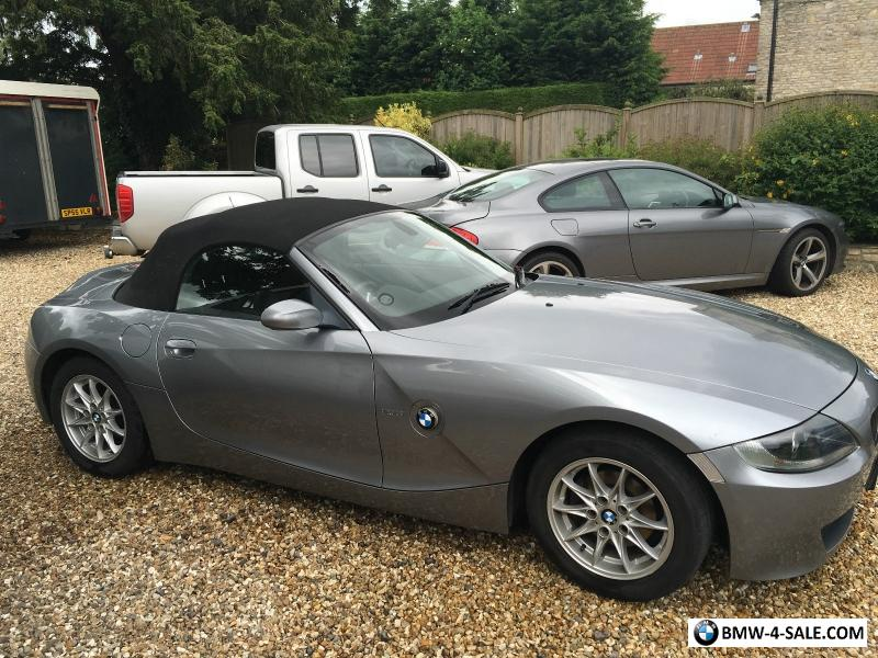 2006 Sports Convertible Z4 For Sale In United Kingdom