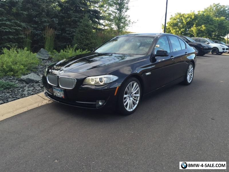 2011 BMW 5-Series for Sale in United States