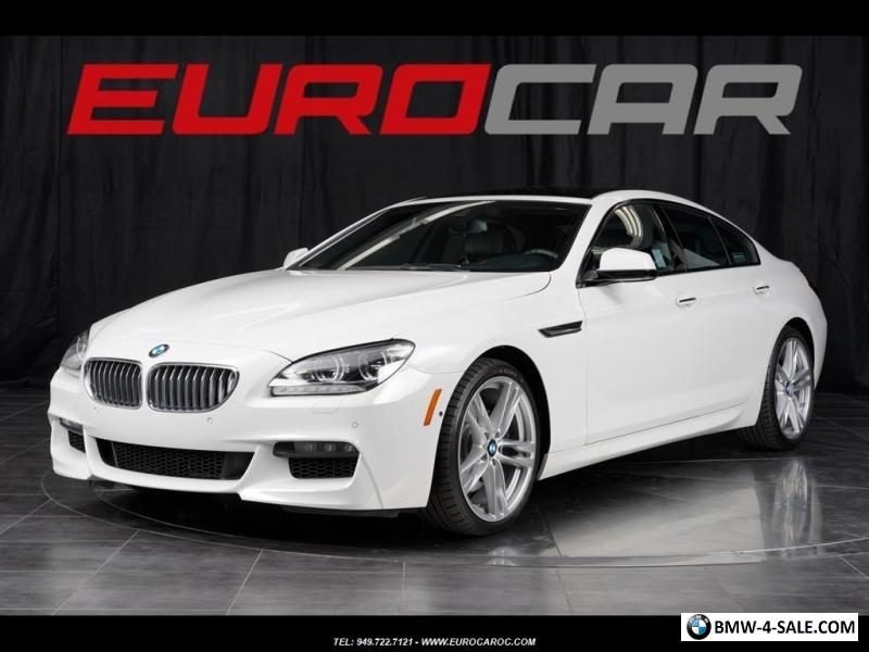 2015 bmw 6 series 650i gran coupe for sale in united states. Black Bedroom Furniture Sets. Home Design Ideas