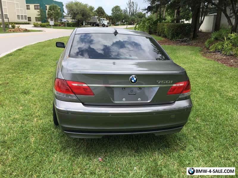 2006 Bmw 7 Series For Sale In United States