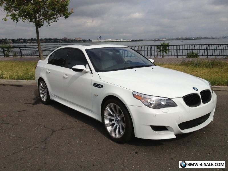 Used Bmw M5 >> 2007 BMW M5 for Sale in United States