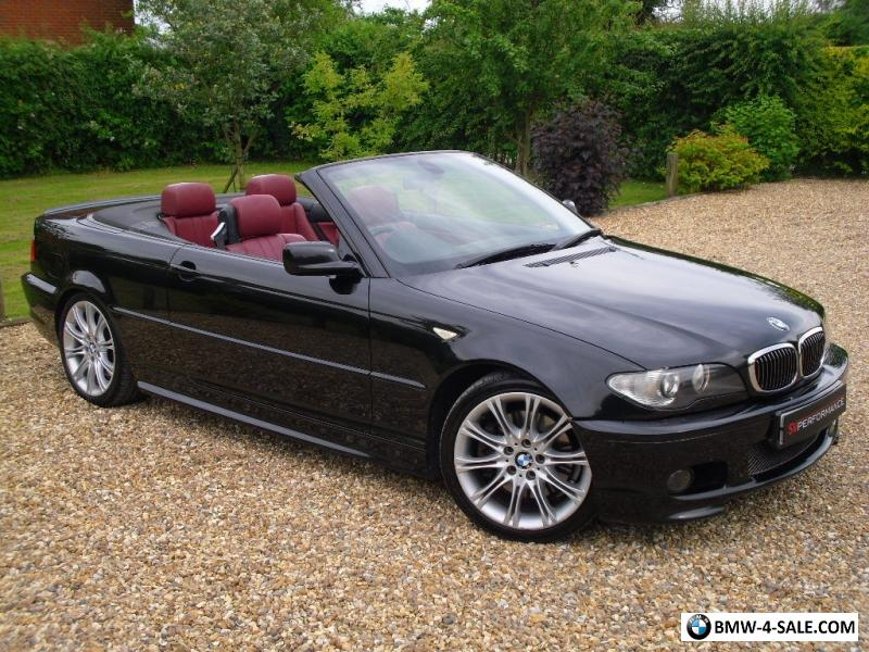 2005 54 Bmw 330ci Sport Convertible Huge Spec For