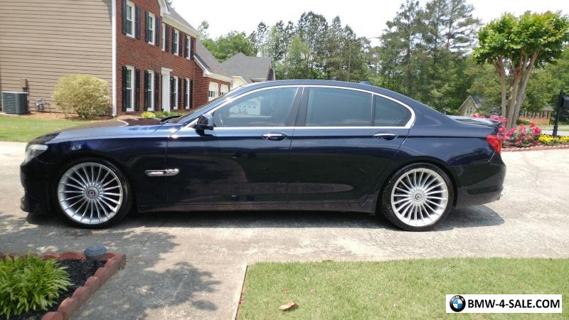 2010 Bmw 7 Series For Sale In United States
