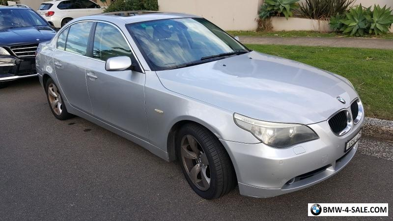 Bmw 5 series for Sale in Australia