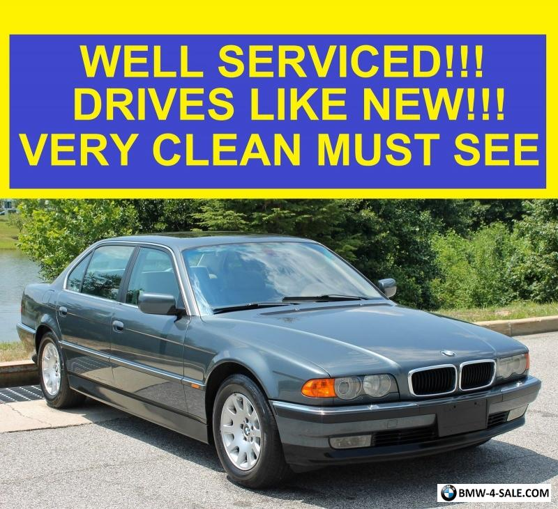 2000 BMW 7-Series For Sale In United States