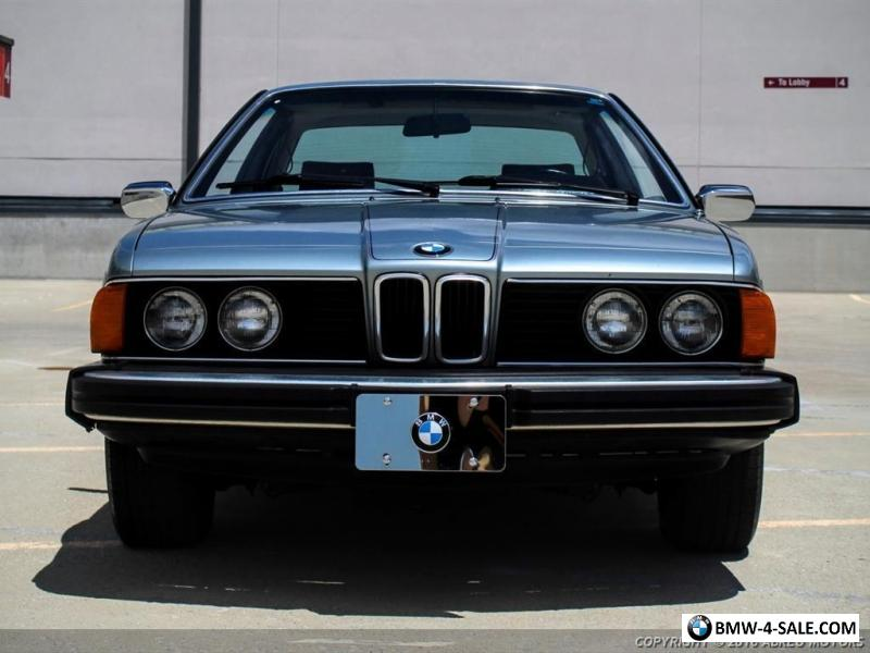1980 bmw 6 series 633csi for sale in canada. Cars Review. Best American Auto & Cars Review