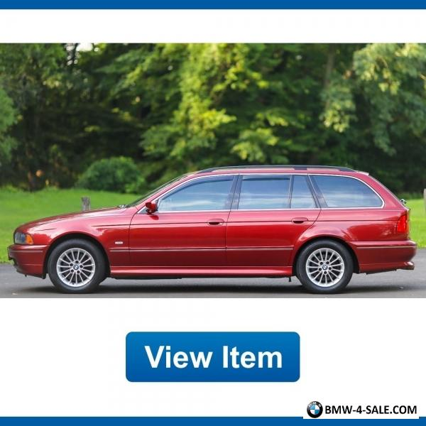 2001 bmw 5 series for sale in united states