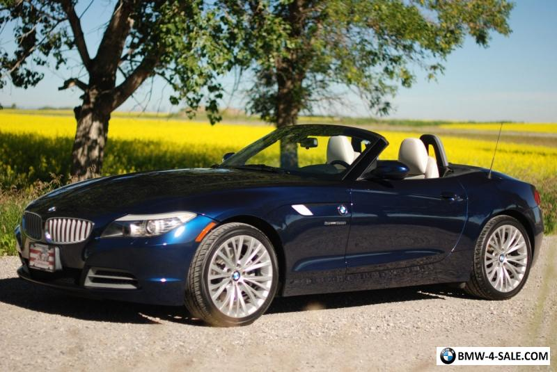 Bmw Z4 For Sale In Canada