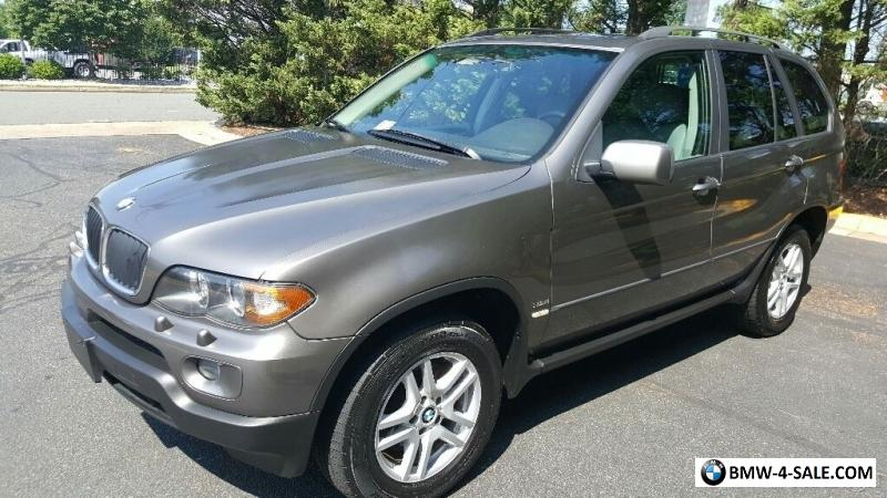 2004 Bmw X5 3 0i 6cylinder Clean Carfax Title Non Smoker
