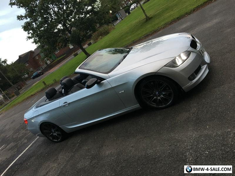 SportsConvertible For Sale In United Kingdom - 07 bmw 335i twin turbo