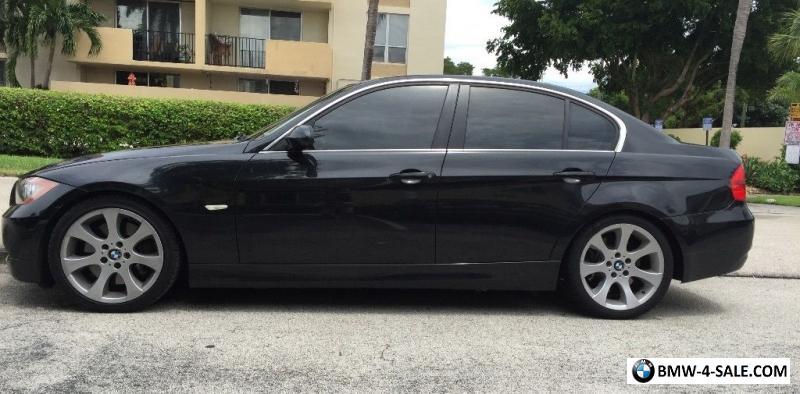 2007 bmw 3 series sedan for sale in united states. Black Bedroom Furniture Sets. Home Design Ideas