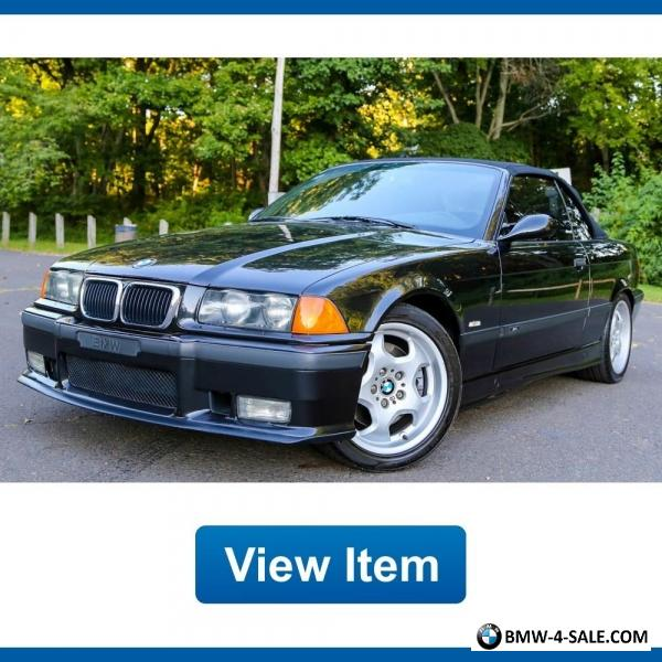 1998 BMW M3 For Sale In United States